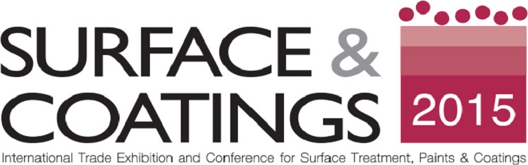 Surface & Coatings 2015 La fiera internazionale sui trattamenti superficiali, vernici e rivestimenti